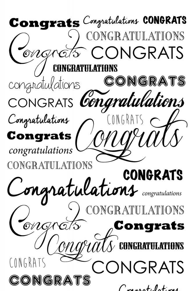 Savage Congratulations!
