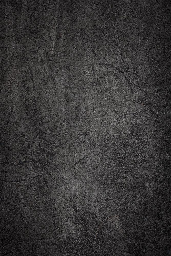 Weathered Black Stone potištěné vinylové pozadí
